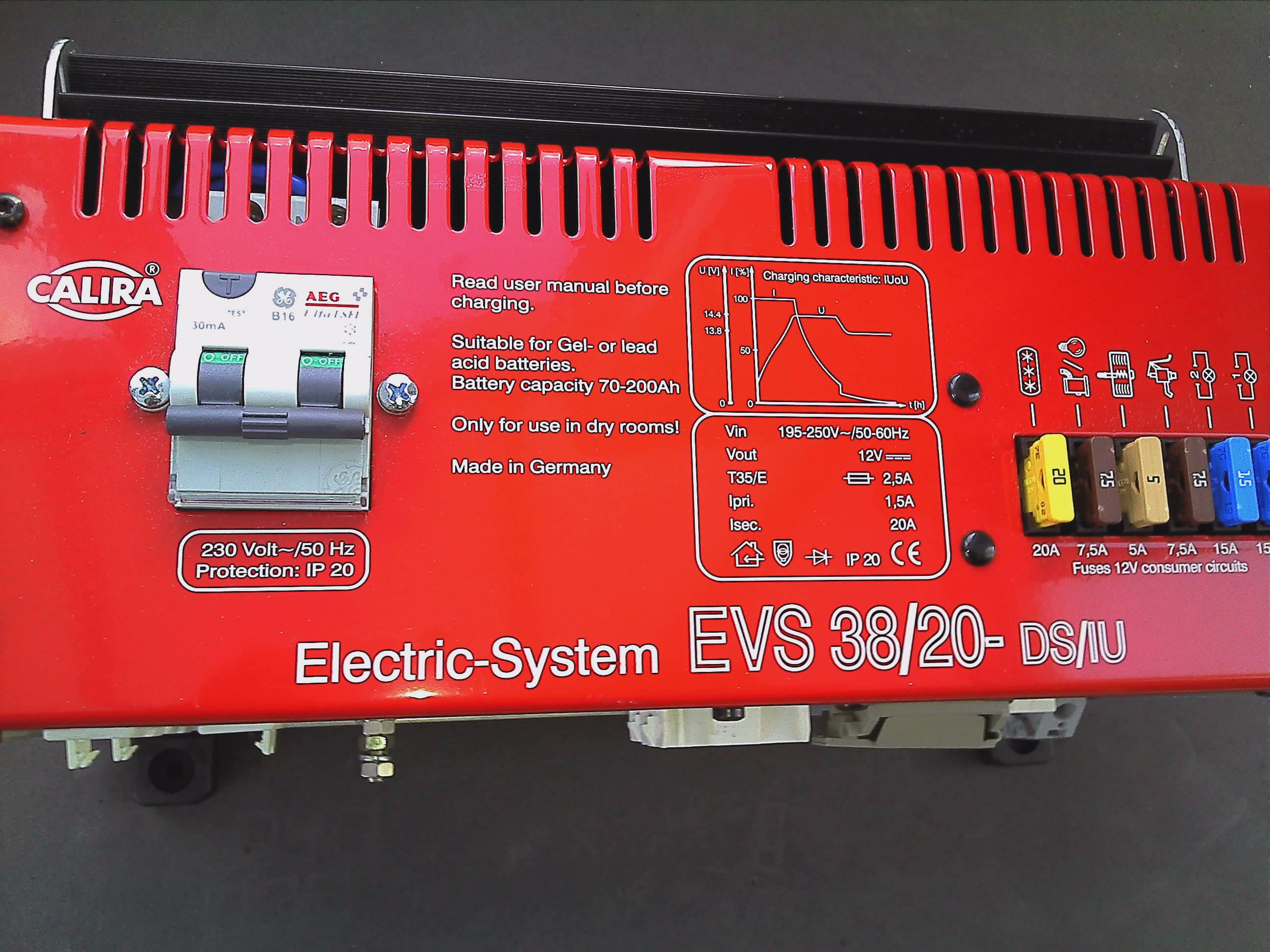 battery charging faults schaudt elektroblock reich e box large battery banks are not unusual but they place a big strain on the charger and alternator additionally the batteries not reach full charge