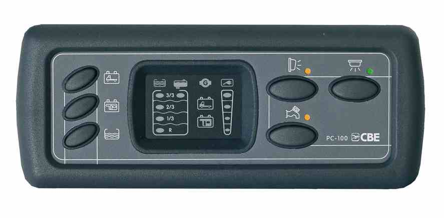 Horseboxes etc Battery Isolation Switch 100 Amp /& 2 Keys Ideal for Motorhome