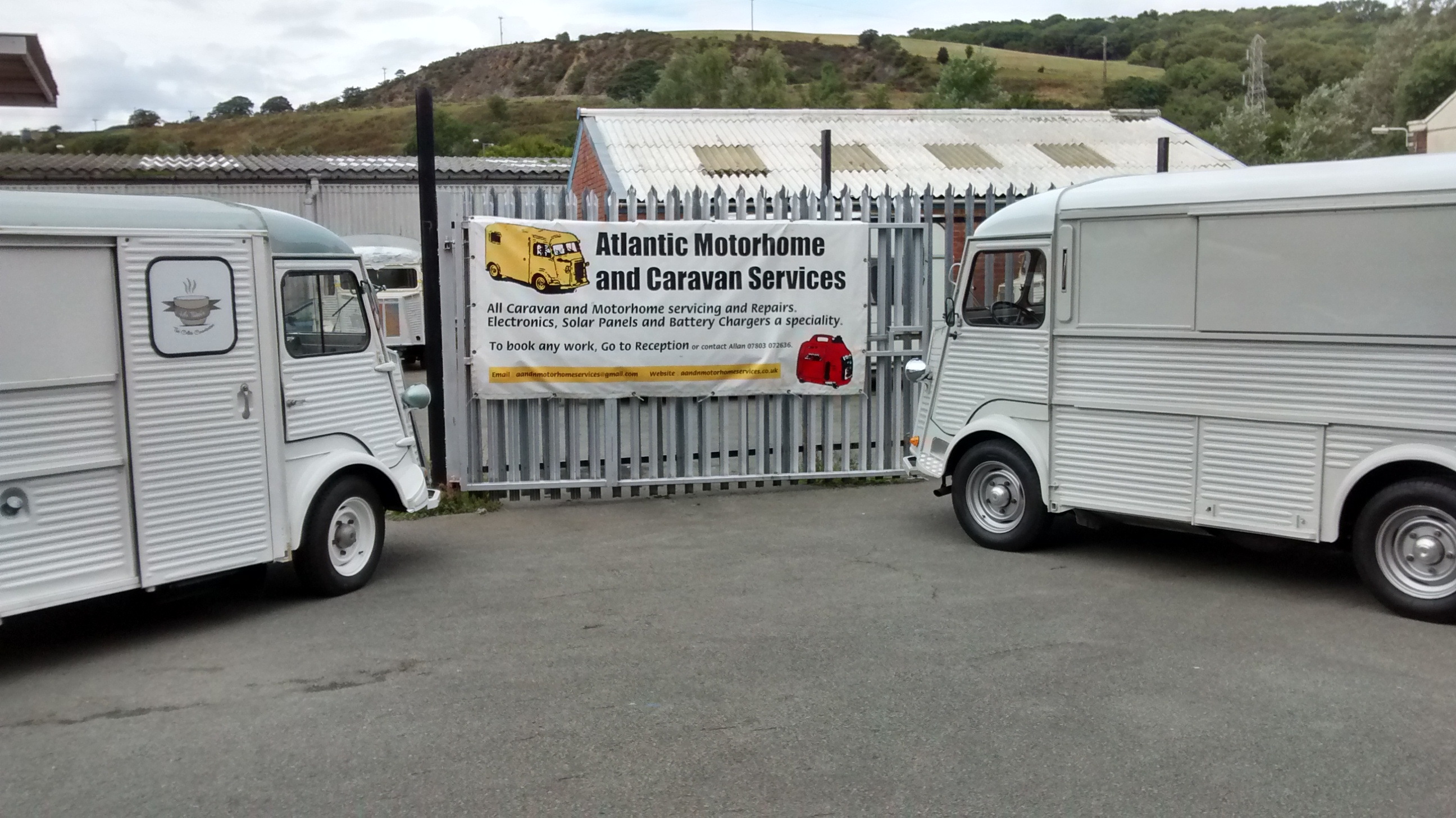 How to Wire your Camper Conversion the Professional way and